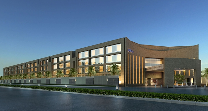 Hilton Launched Its 2nd Property In The Heart Of Bangalore